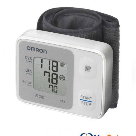 Máy đo huyết áp cổ tay Omron HEM-6121