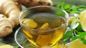 Tụt huyết áp có nên uống trà gừng?