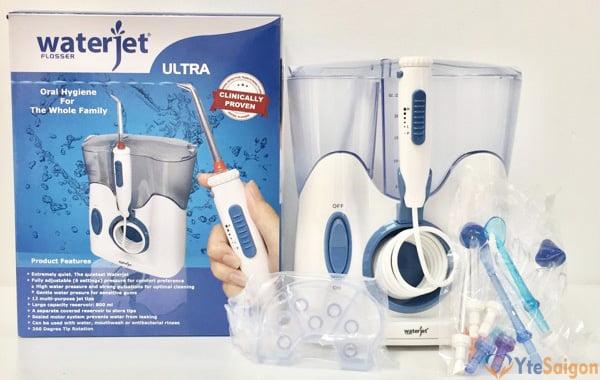 Máy tăm nước Waterjet Ultra