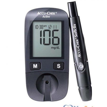 Máy đo đường huyết Accu Check Active