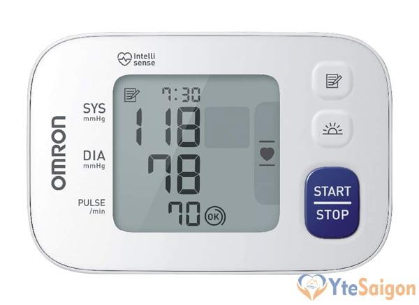 Máy đo huyết áp Omron HEM-6181