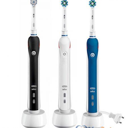 Các loại bàn chải điện Oral-B Pro 2 2000 9