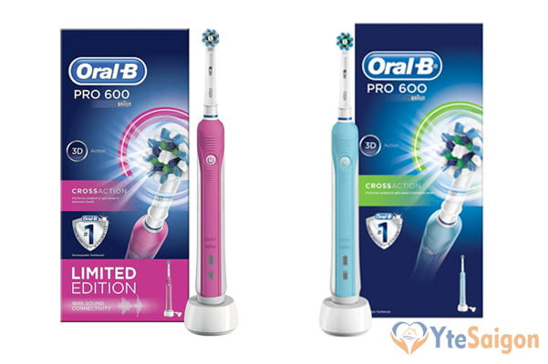 Các loại Oral-B Pro 600