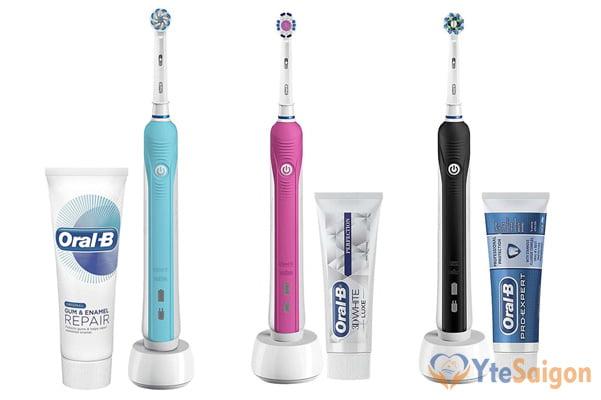 Các biến thể của Oral-B Pro 650